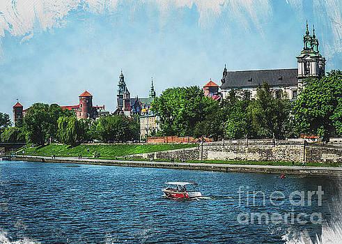 Krakow art by Justyna JBJart
