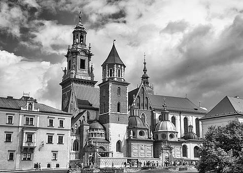 Krakow Castle by Jeremy Voisey