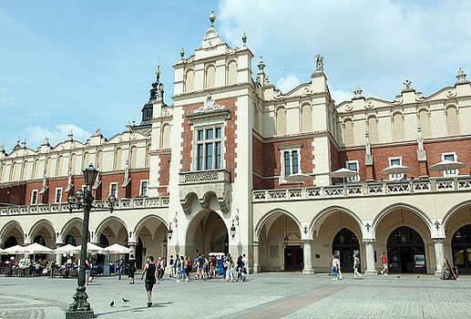 Ramunas Bruzas - Krakow Cloth Hall