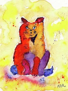 Krazy Kat by Andrea Rubinstein