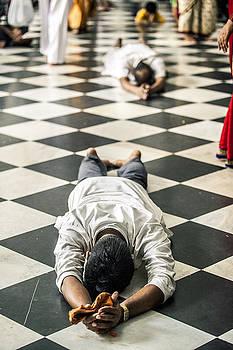 Krishna Prayer by Azad Pirayandeh