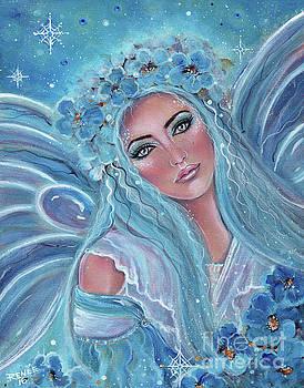Krista Frosty Fairy by Renee Lavoie