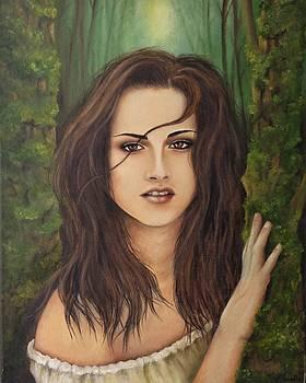Kristen Stewart by Lena Day