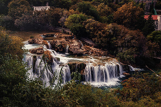 Krka by Chris M