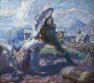 Krompir 1910 by Grohar Ivan