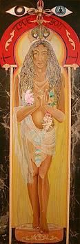 Krsna Avatar by Brian c Baker
