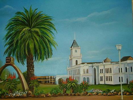 Krugersdorp Cityhall by Ansie Boshoff