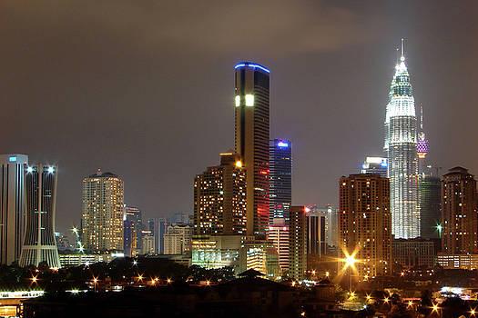 Kuala Lumpur Malaysia by Fir Mamat