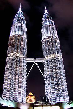 Kuala Lumpur Twin Towers by Fir Mamat