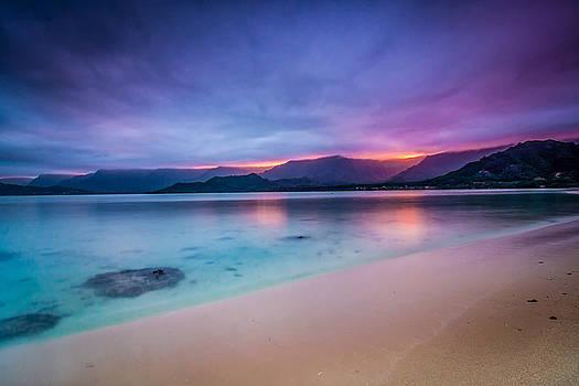 Kualoa Beach by John Perez