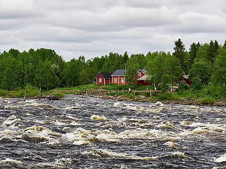 Kukkolankoski by Jouko Lehto
