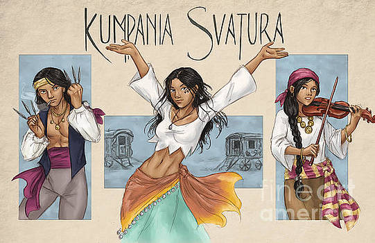 Kumpania Svatura by Brandy Woods