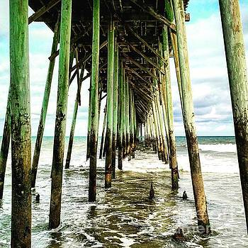 Kure Pier by Amy Sorrell