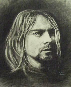 Kurt Cobain by Cynthia Campbell