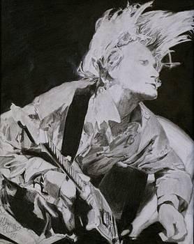 Kurt Cobain by Mike Eliades