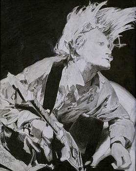 Mike Eliades - Kurt Cobain