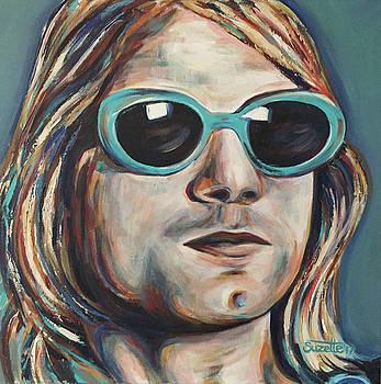 Kurt Cobain by Suzette Castro