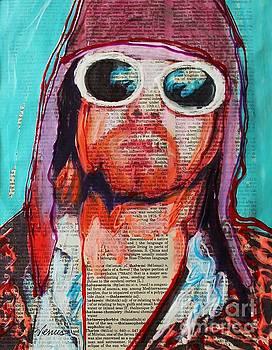 Kurt Cobain by Venus