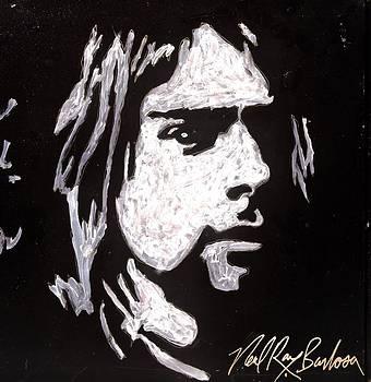 Kurt kobain by Neal Barbosa