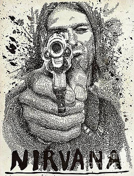 Kurt Poster by Michael Volpicelli