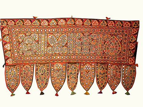 Kutchi Work Banjara Embroidery by Santosh Rathi