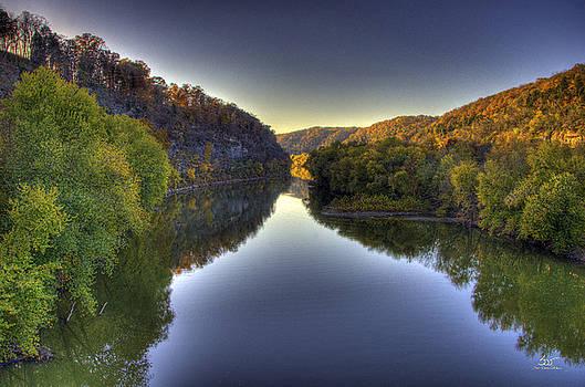 Sam Davis Johnson - KY River Palisades 3