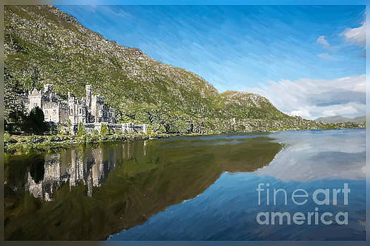 Kylemore Abbey, by Andrew Michael