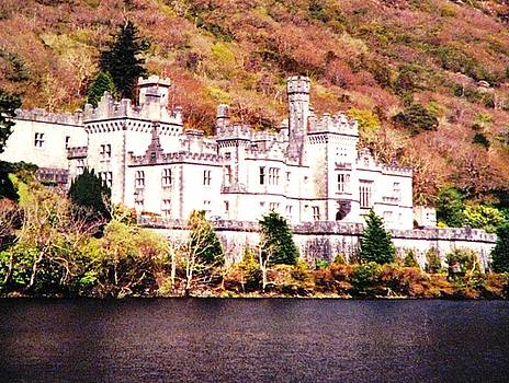 Angela Davies - Kylemore Abbey Ireland