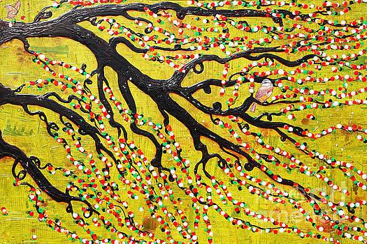 Kyoto Blossoms by Natalie Briney