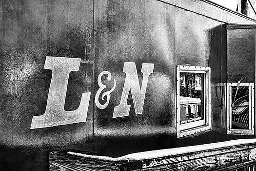 Sharon Popek - L and N Train Car
