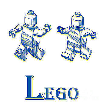 Edward Fielding - L is for Lego