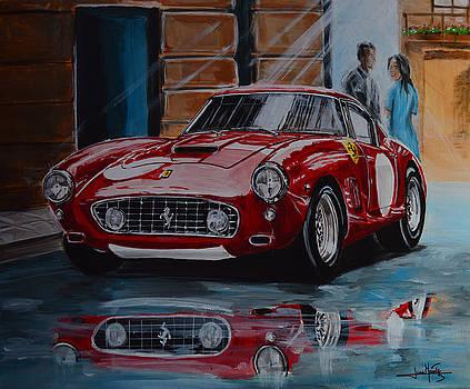 La 250GT SWB  by Juan Mendez
