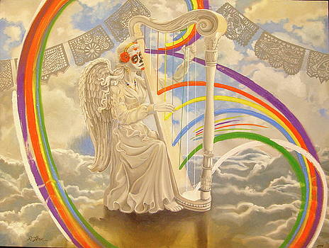 La Angel de los Muertos by Duke Horn