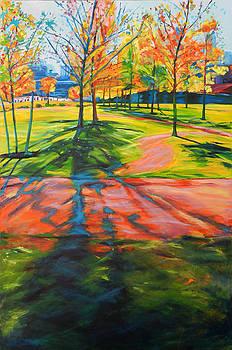 LA Autumn by Bonnie Lambert