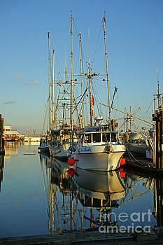 La-Barka Fishing Boat by Randy Harris