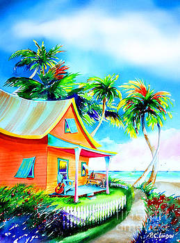 La Casa Cayo Hueso by Phyllis London