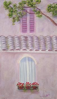 Mary Erbert - La Casa Rosa lunga il Treve