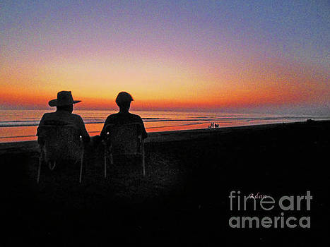 Felipe Adan Lerma - la Casita Playa Hermosa Puntarenas Costa Rica - Sunset Happy Couple