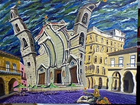 La Catedral by Celestino Hernandez