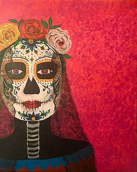 La Catrina by Thelma Delgado