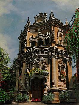 La Chiesa by Pamela Roehm