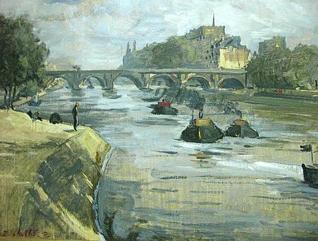 La Cite sur Seine by Zois Shuttie