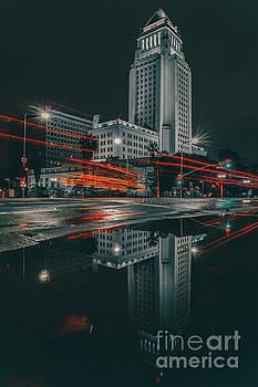 LA City Hall by Art K