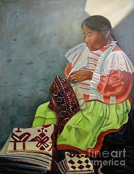 La Costurera by Lilibeth Andre