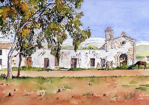 La Ermita Del Fraile by Margaret Merry
