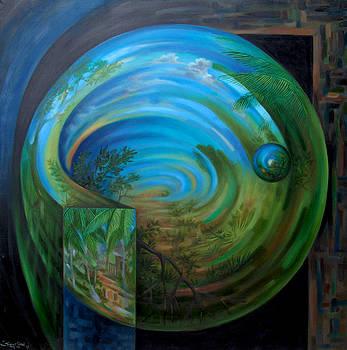 La Esfera II by Samuel Lind