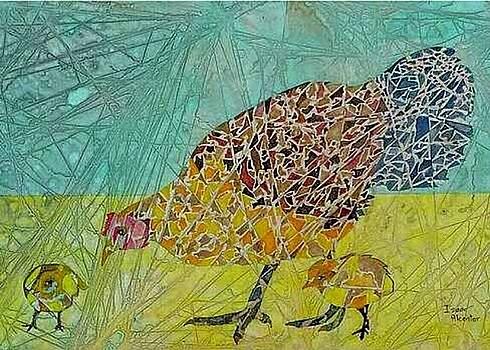 La Familia by Isaac Alcantar