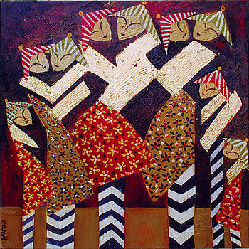La Familla by Leslie Marcus
