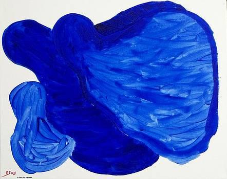La famille bleue by Rod Schneider