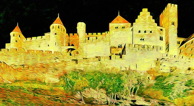 Dennis Cox WorldViews - La Fantaisie de Chateau